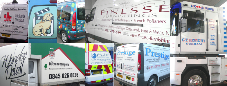 Vehicle Graphics from Jagger Signs